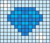 Alpha pattern #5983