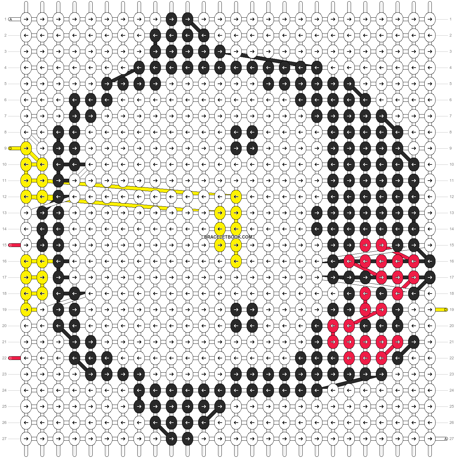 Alpha Pattern #5991 added by nanii98