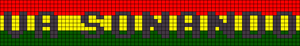 Alpha pattern #5997