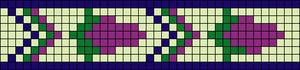 Alpha pattern #5999