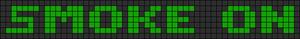 Alpha pattern #6000