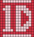 Alpha pattern #6002