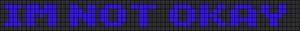 Alpha pattern #6005