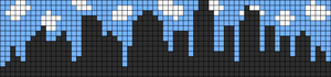 Alpha pattern #6015