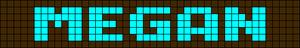 Alpha pattern #6016
