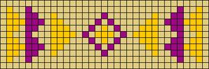 Alpha pattern #6020