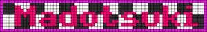 Alpha pattern #6025