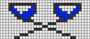Alpha pattern #6026