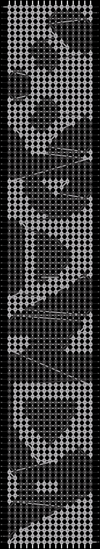 Alpha pattern #6027 pattern