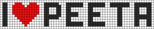 Alpha pattern #6030