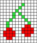 Alpha pattern #6035