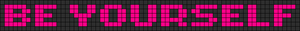 Alpha pattern #6038