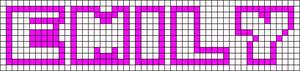Alpha pattern #6045