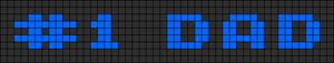 Alpha pattern #6053