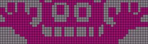 Alpha pattern #6054
