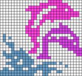Alpha pattern #6057