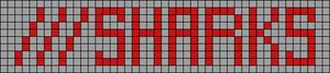 Alpha pattern #6060