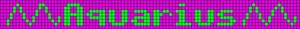 Alpha pattern #6061