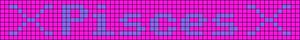 Alpha pattern #6062