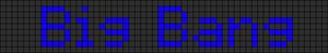 Alpha pattern #6063