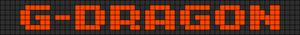 Alpha pattern #6064