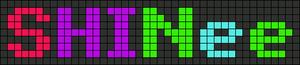 Alpha pattern #6066