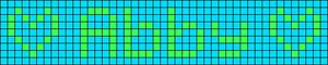 Alpha pattern #6067