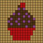 Alpha pattern #6074