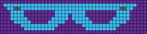 Alpha pattern #6076