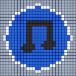 Alpha pattern #6078