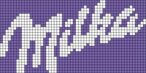 Alpha pattern #6081