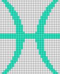 Alpha pattern #6084