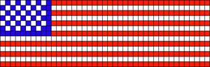 Alpha pattern #6086