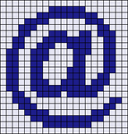 Alpha pattern #6088
