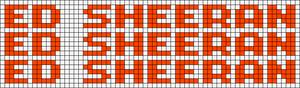 Alpha pattern #6091