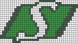 Alpha pattern #6097