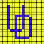 Alpha pattern #6098