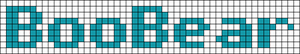 Alpha pattern #6101
