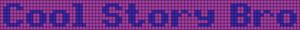 Alpha pattern #6108