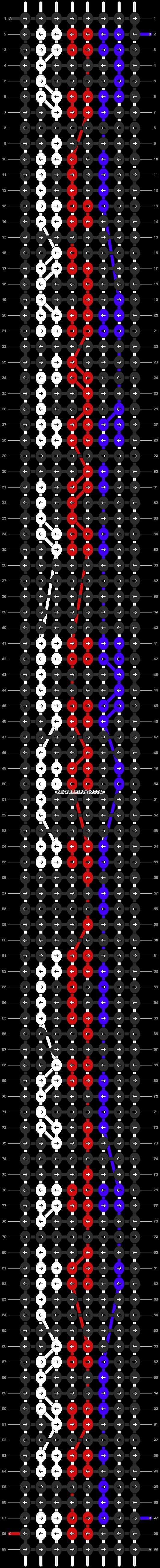 Alpha pattern #6109 pattern