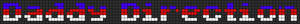 Alpha pattern #6109