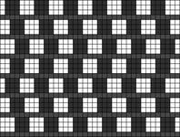 Alpha pattern #6112