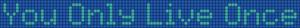 Alpha pattern #6113