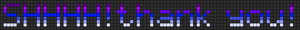 Alpha pattern #6119