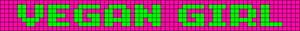 Alpha pattern #6120