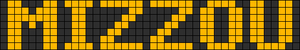Alpha pattern #6127
