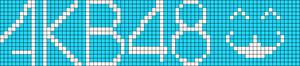 Alpha pattern #6129