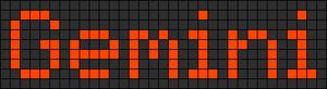 Alpha pattern #6130