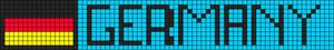 Alpha pattern #6136