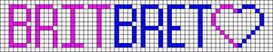 Alpha pattern #6138